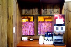 イートインコーナー・コーヒー