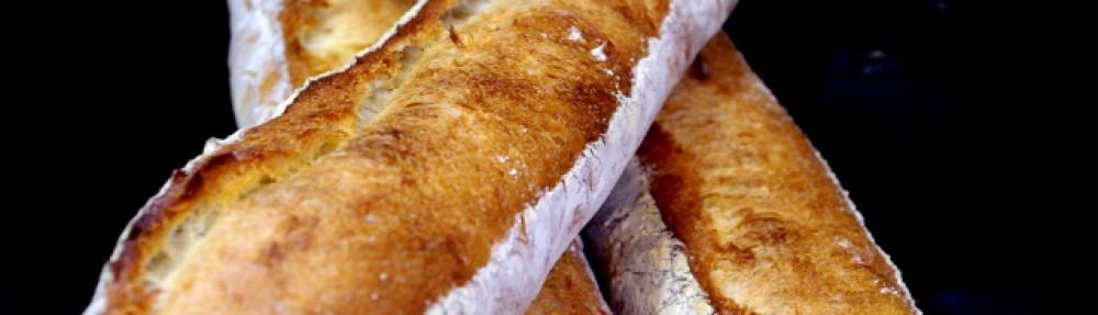 焼き立てパン アンプレシオン