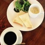 Cafeアンプレシオン岩西店・レギュラーモーニング始めました