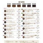 パンに合わせた美味しいコーヒー豆の購入はアンプレシオンで!自家焙煎珈琲豆の販売スタート